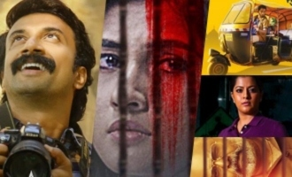 Release dates of five south Indian movies announced