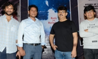 Forbes entrepreneur Suresh Reddy announces three films!