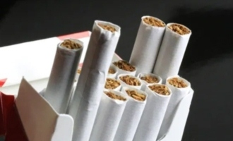Foreign cigarettes worth Rs 1 Crore seized in Hyderabad