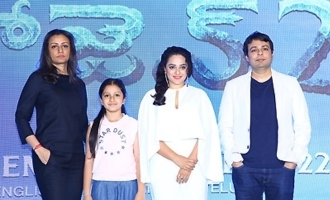 'Frozen 2' Press Meet