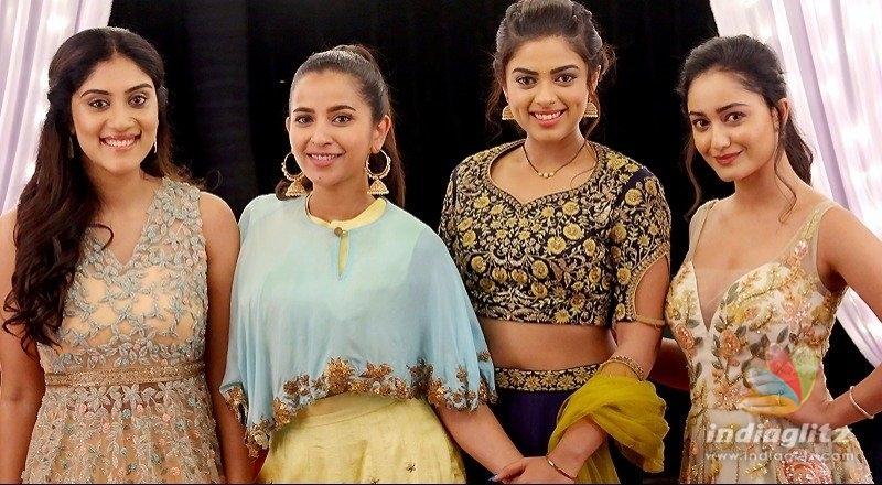 Story of four girls on their way to Goa!