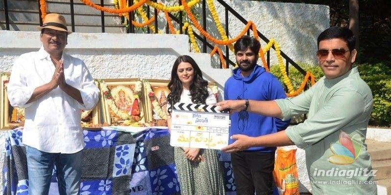 Anil Ravipudi to write Sree Vishnu-Rajendra Prasads Gaali Sampath