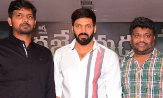 'Gajendrudu' Success Meet