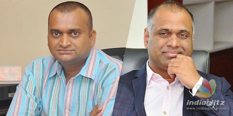 Bandla Ganesh, PVP file police complaints against each other