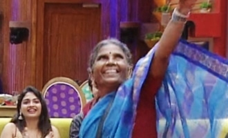 Gangavva wins hearts with her dance