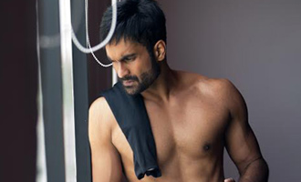 Brahmanandam's son Goutham gets six pack abs