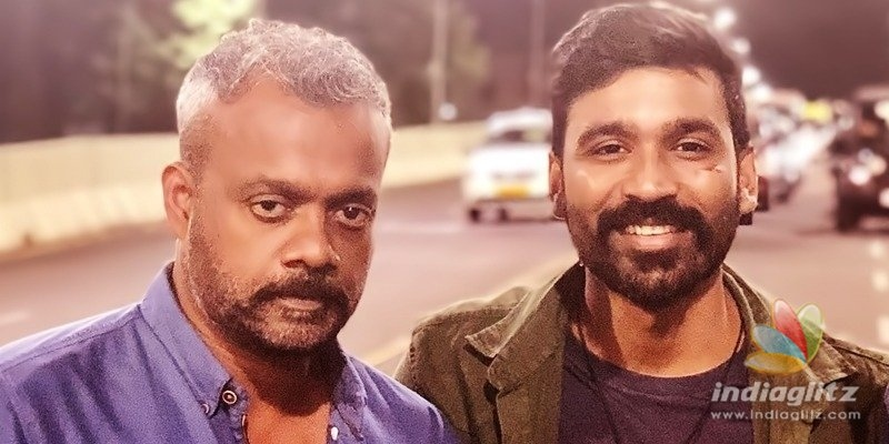 Gautham Menon-Dhanushs film as Thoota in Telugu