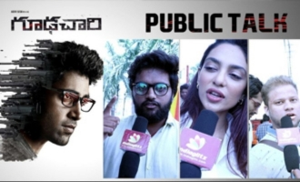 Goodachari public Talk