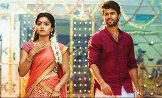 'Geetha Govindam' zooms past Chiru, Trivikram films