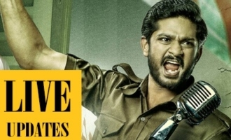 'George Reddy' Review Live Updates