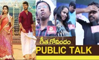 Geetha Govindam Public Talk