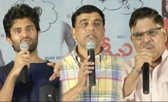 Geetha Govindam Press Meet