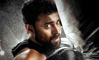 Popular crazy star starts shooting for Varun Tej's 'Ghani'