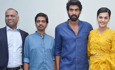 'Ghazi' Press Meet