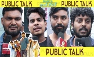 Gang Leader Movie Public Talk