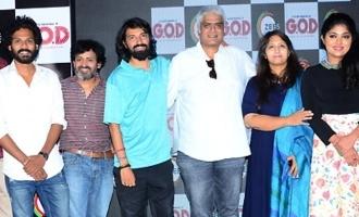 'G.O.D' Press Meet