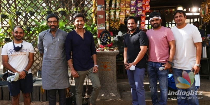 Gopichands Pakka Commercial with Maruthi kickstarts regular shoot
