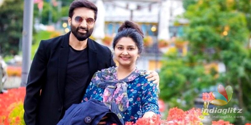 Gopichand's adorable message for wife Reshma on wedding anniversary