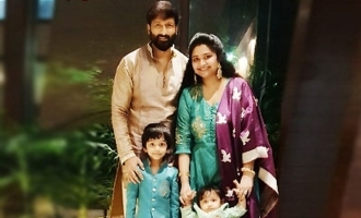 Pic Talk: Gopichand shares a celebratory family pic