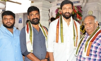 Gopichand's New Movie Shooting Start