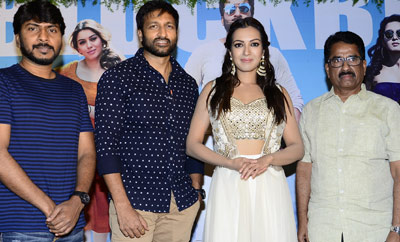 'Goutham Nanda' Success Meet
