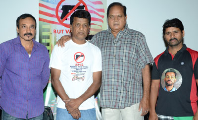 'Green Card' Movie Press Meet