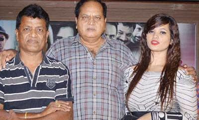 'Green Card' Press Meet