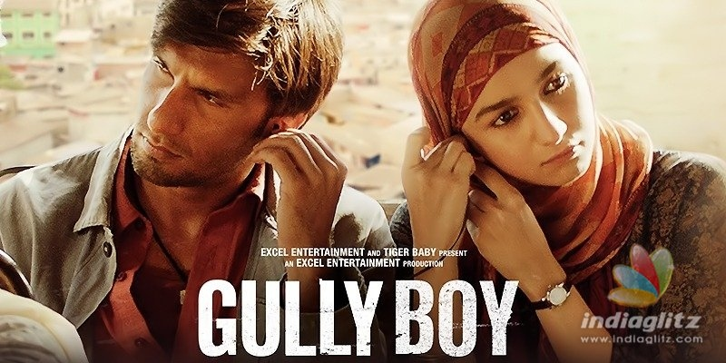 Breaking! Gully Boy gets Oscar entry