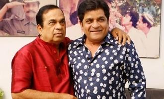 బ్రహ్మానందం- అలీ చేతుల మీదుగా 'గుణ 369'లోని 'బుజ్జి బంగారం...' పాట విడుదల!