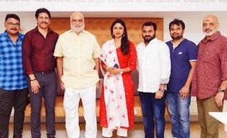 K. Raghavendra Rao Launches 'Guna 369' Song