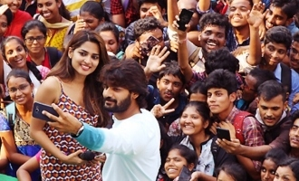 'Guna 369' Team Promotion Tour In Vizag