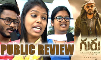 Venkatesh 'Guru' Public Talk