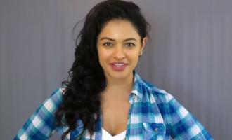 Pooja Kumar as Swathi  Character Intro  'Garuda Vega'