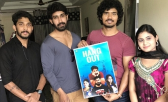 'Hang Out' First Look Launched by Sudhakar Komakula