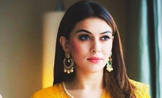 Complaint against Hansika for 'hurting Hindu sentiments'