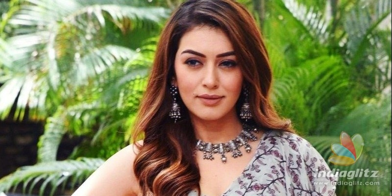Unique film 105 Minuttess to feature only Hansika Motwani
