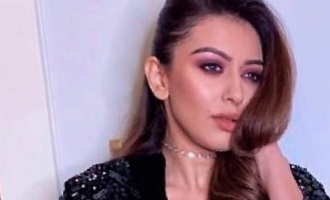 Hackers leak Hansika's private pics