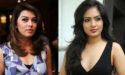 After Hansika, Nikesha shames actress