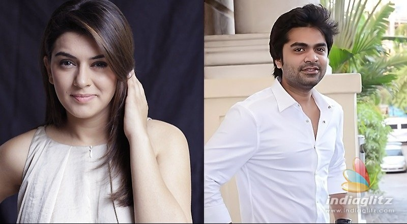 Hansika acts with ex-boyfriend after years