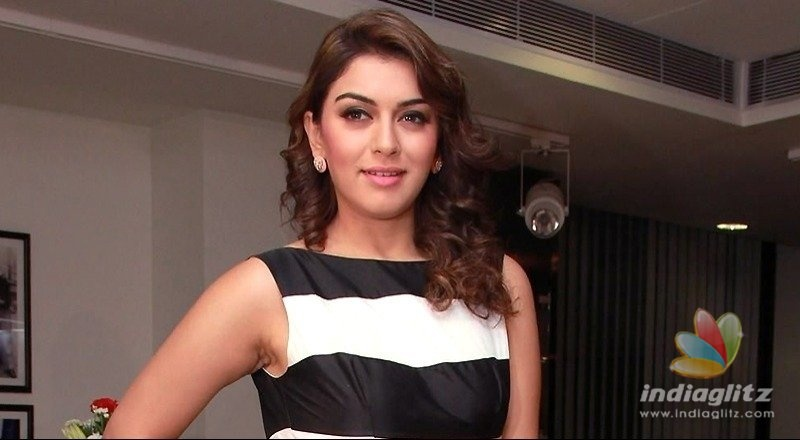 Hansika on leaked private photos: My phone and Twitter account were hacked