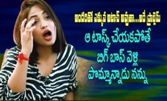 Dethadi Harika About Bigg Boss Task