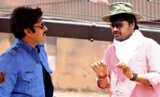 Harish Shankar does a look test on Pawan Kalyan; Deets inside