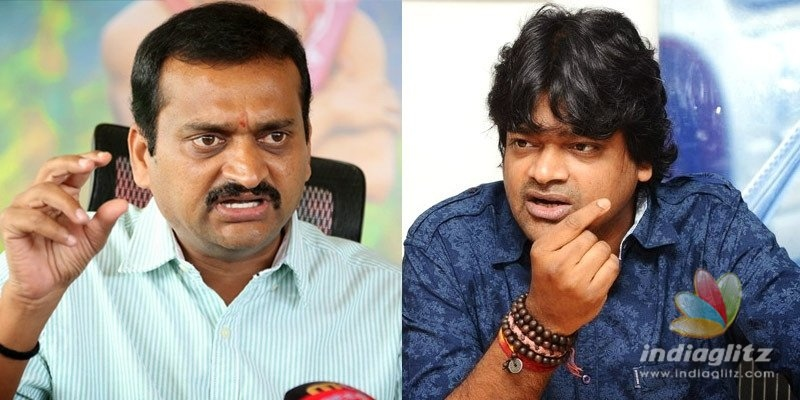 Open battle between Harish Shankar & Bandla Ganesh