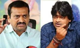Open battle between Harish Shankar & Bandla Ganesh