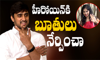 Exclusive interview of 'Vaisakham' hero Harish
