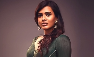 Wow! Hebah Patel glams it up