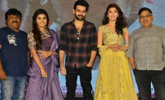 'Hello Guru Prema Kosame' Success Meet