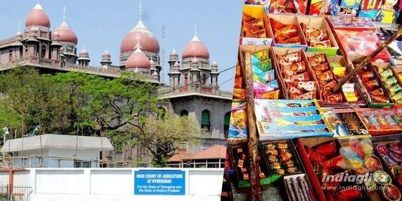 High Court asks Telangana govt to ban bursting of crackers