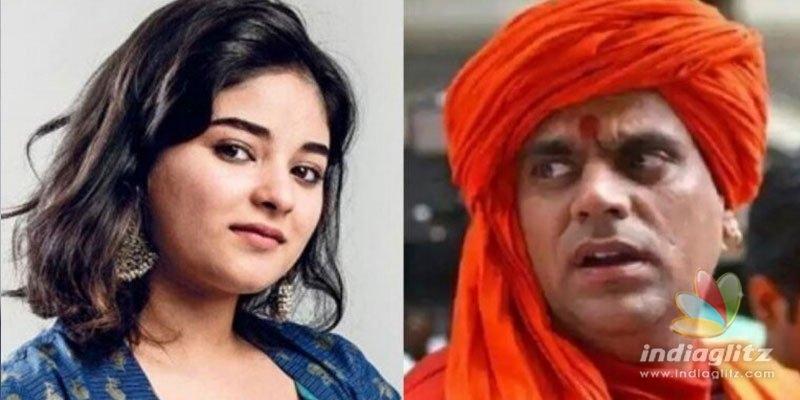 Hindu actresses should stop doing films: Hindu saint