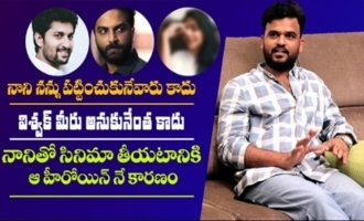 Sailesh Kolanu HIT Movie Team Exclusive Interview | Ruhani Sharma | Vishwak Sen